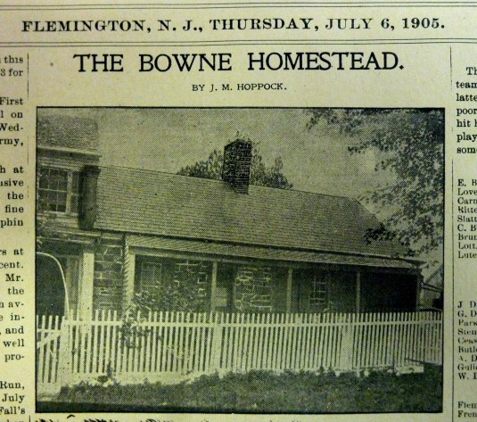 BowneHomestead