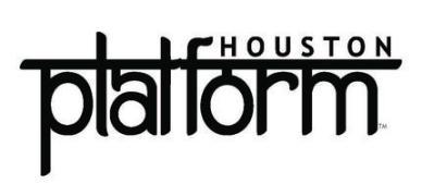 Image: Platform Houston logo
