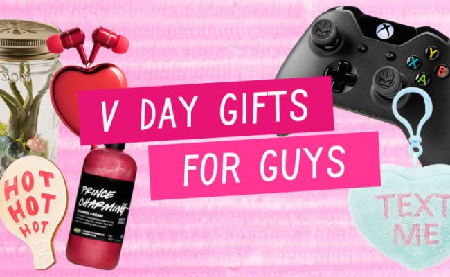 5 Gifts Your Boyfriend Will Surely Love For Valentine S