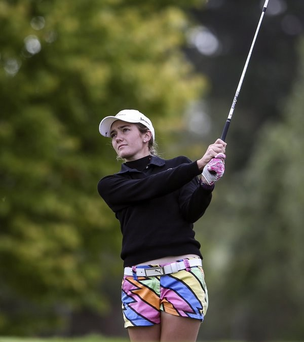 KIRSTY SHINES NZ WOMENS OPEN STROKE PLAY CHAMPIONSHIPS