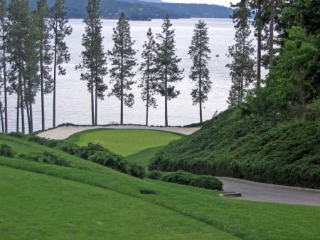Coeur-d'Alene-Resort-6th-green
