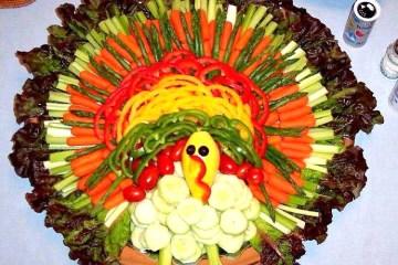 turkey in veggies