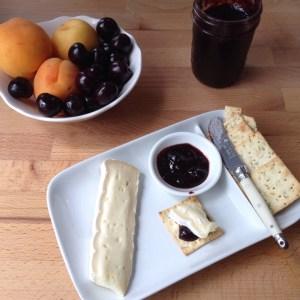 Cherry Apricot Jam   Get the Good Stuff