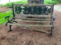 Wooden Garden Bench - GoodStuffAtHome