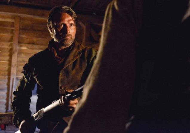 The Salvation: Mads Mikkelsen Interview | TotalFilm.com