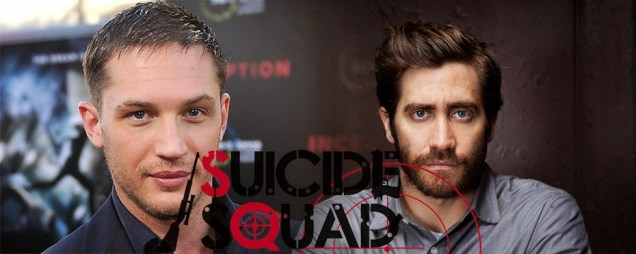 Final Shots: Tom Hardy Forced to Drop Out of 'Suicide Squad' | Decider
