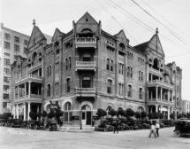 Haunted Driskill Hotel Austin Texas
