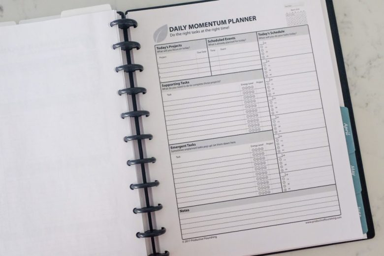 Best day planners: levenger