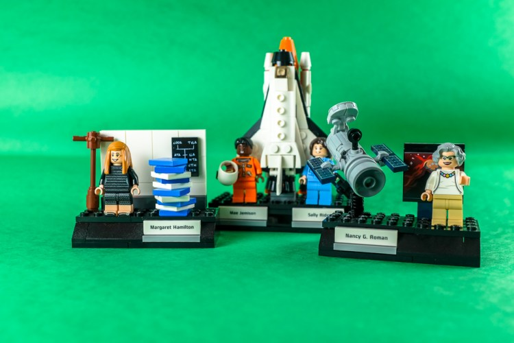 NASA lego set