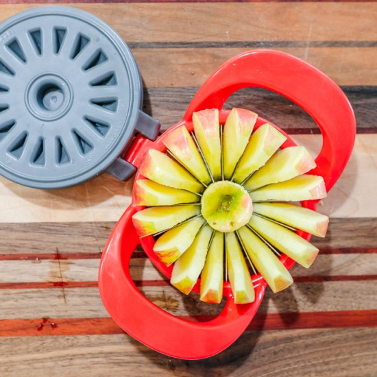 apple slicer