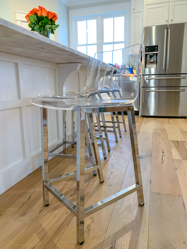 Phenomenal Acrylic Counter Stools From Overstock Good Taste Guide Dailytribune Chair Design For Home Dailytribuneorg