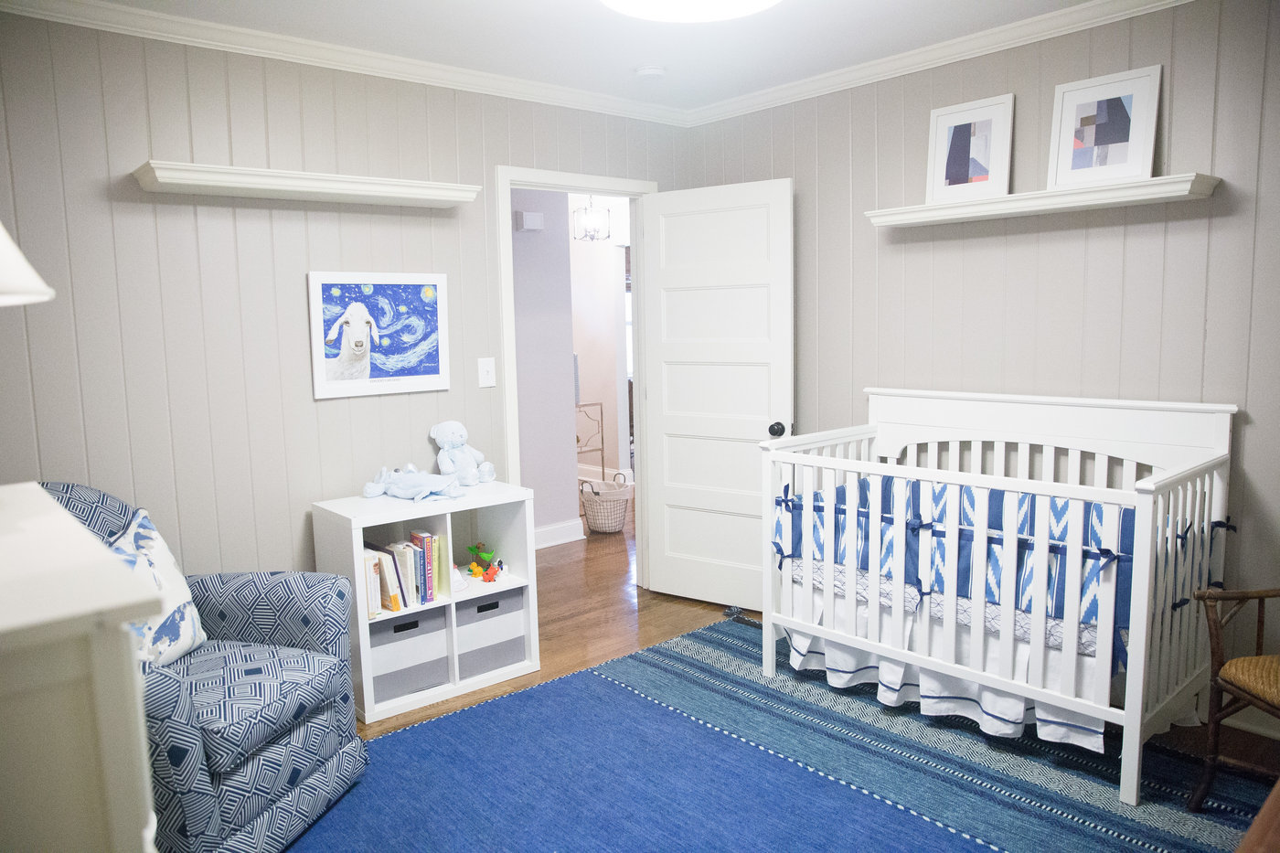 How to create a designer nursery on a budget
