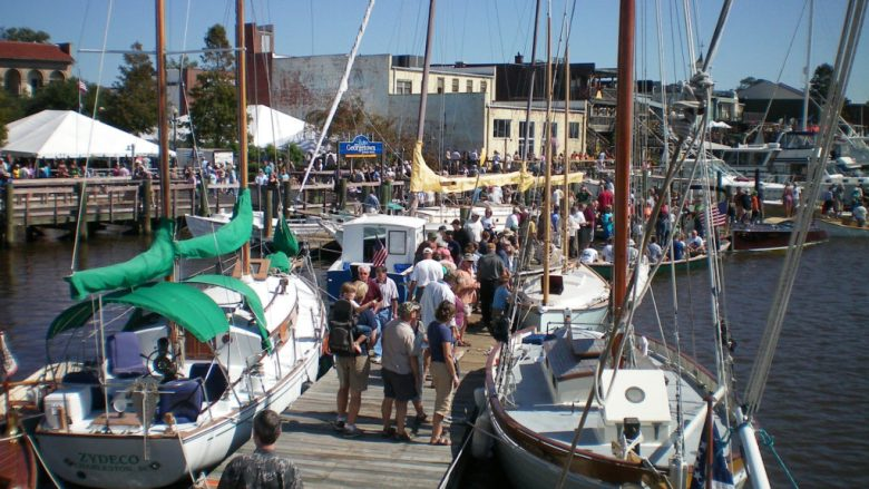 things to do in Myrtle Beach this October: Georgetown Wooden Boat Show