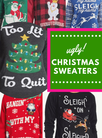 funny ugly Christmas sweater