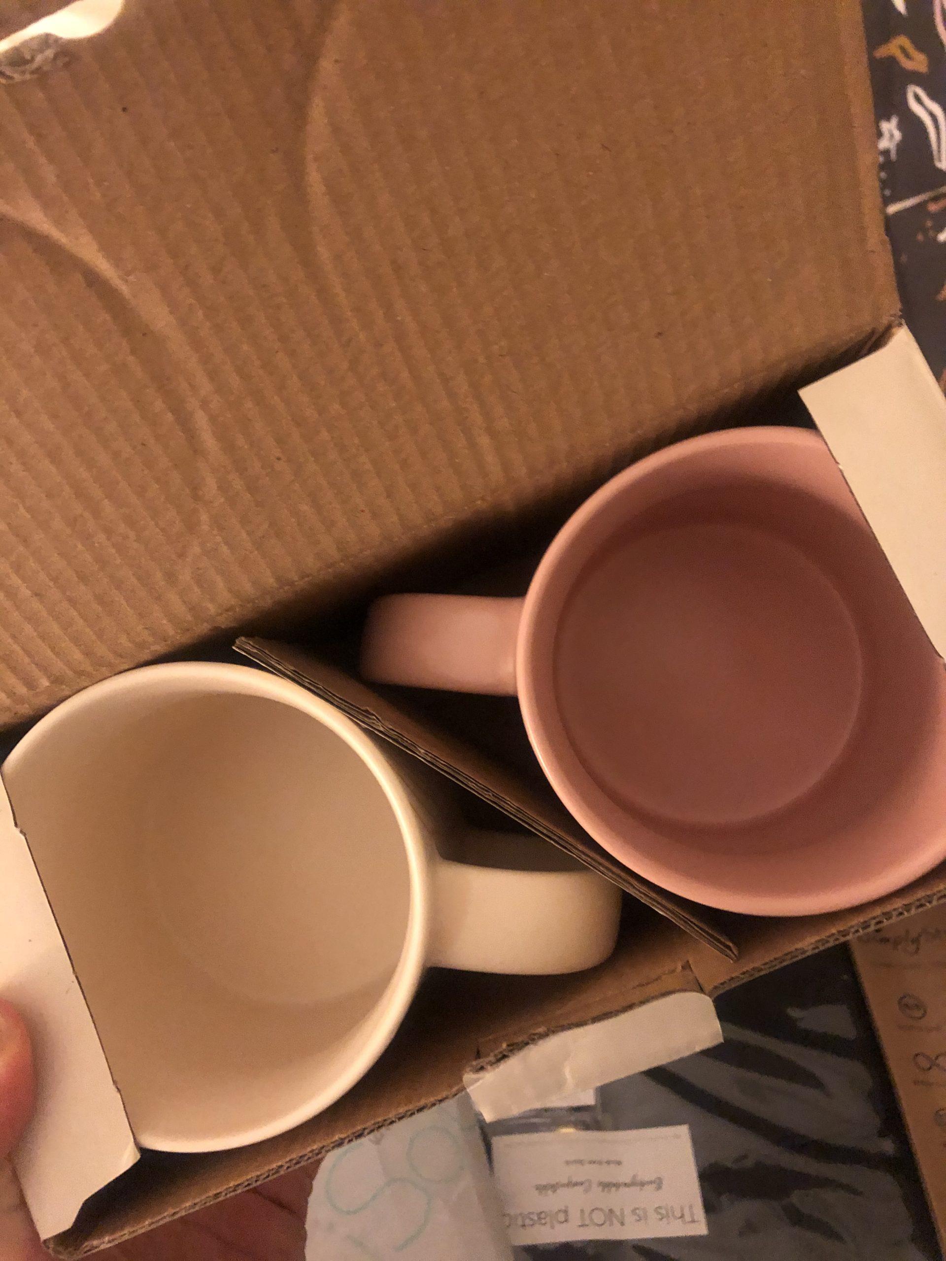 Causebox winter box - mugs