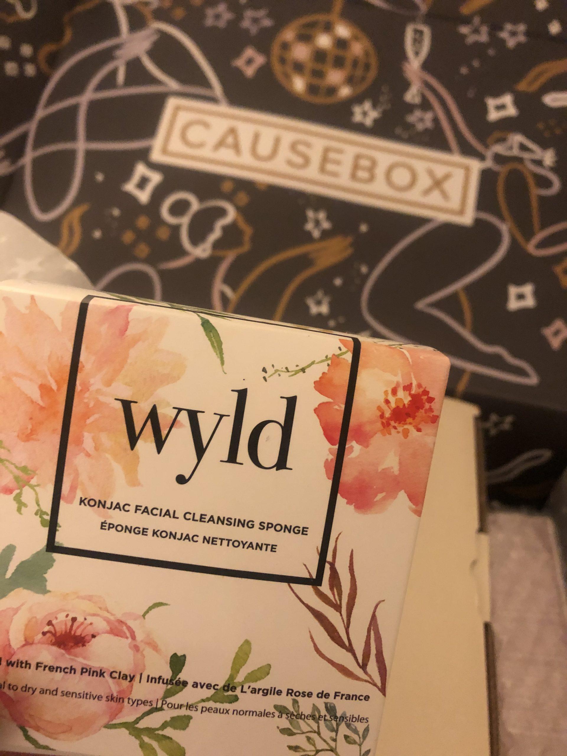 Causebox winter box - wyld