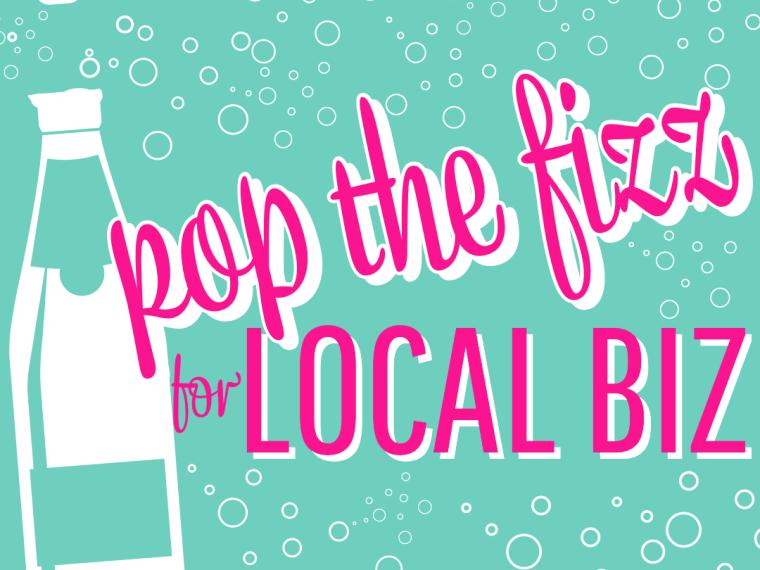 Pop the fizz for local biz