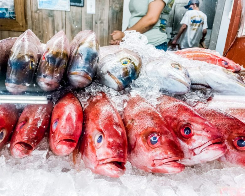 Where locals go in Myrtle Beach: - Seven seas seafood