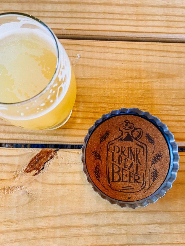 Tidal creek brewhouse