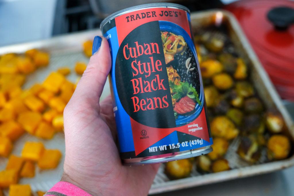 Trader Joe's Cuban Style Black Beans