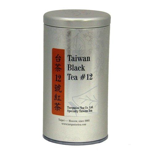Тайваньский чёрный чай №12