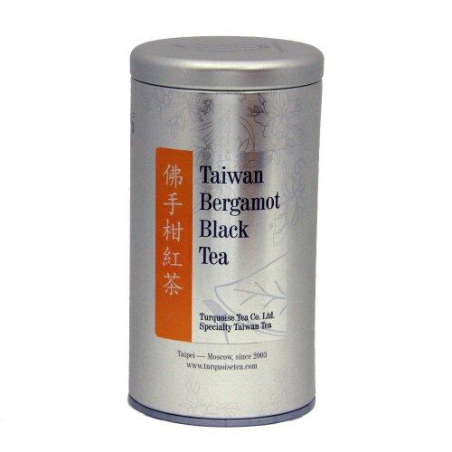 Бергамотовый чёрный чай с цедрой цитрона