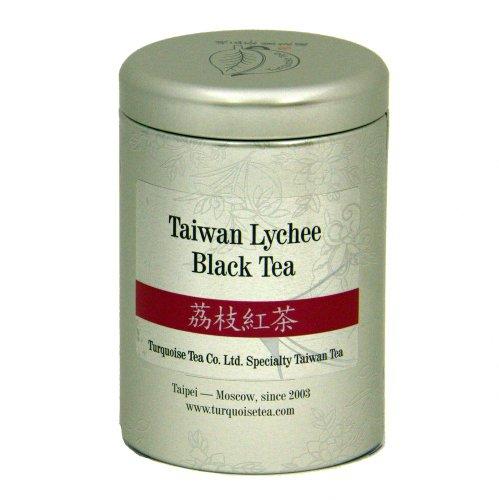 Тайваньский чёрный чай с ароматом личжи