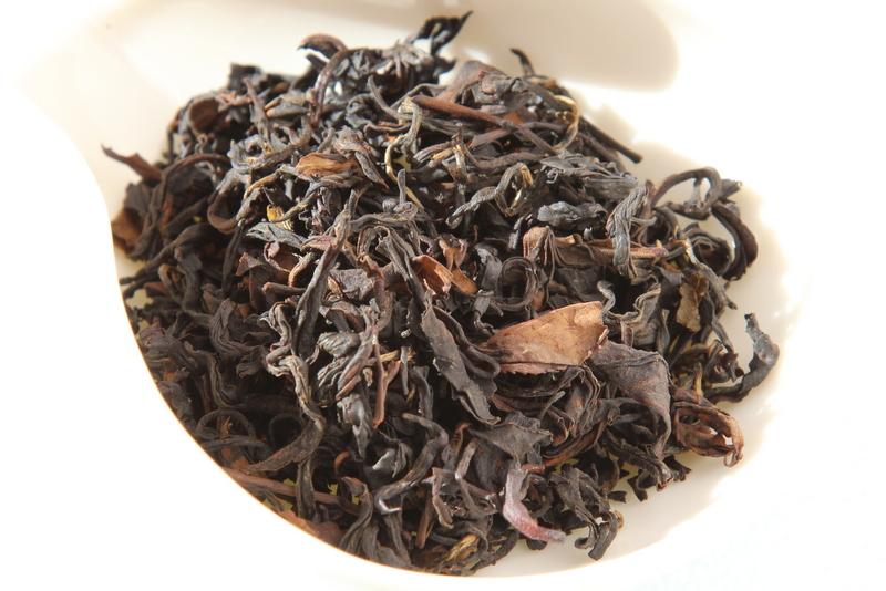 Тайваньский дымный чёрный чай