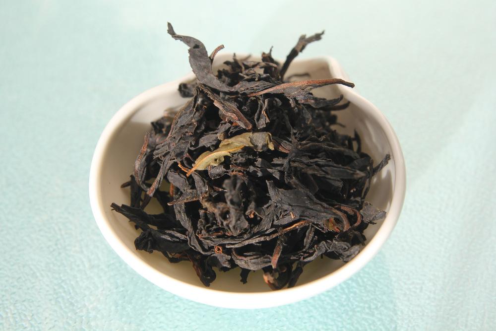 Высокогорный чёрный чай с Грушевой горы, сад Кумай