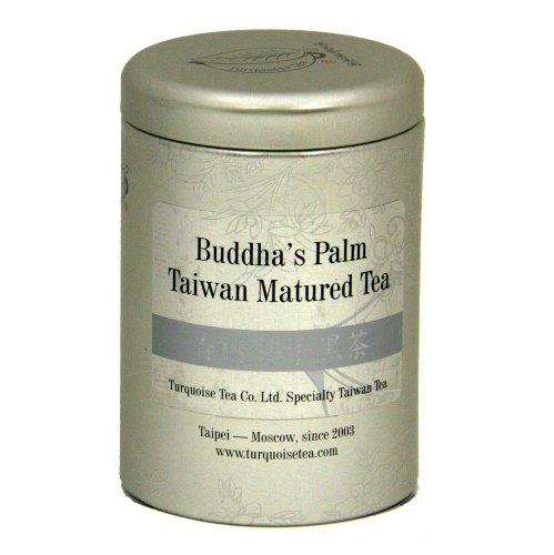 Чёрный постферментированный чай Ладонь Будды «Фо Шоу Хэй Ча»