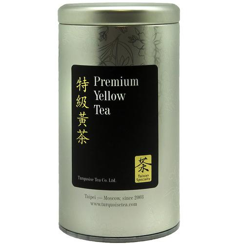 Дикорастущий жёлтый чай из Пиндуна