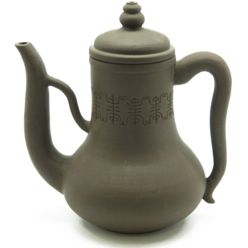Чайник глиняный «Антик». Мастер Moo Tou Yeow