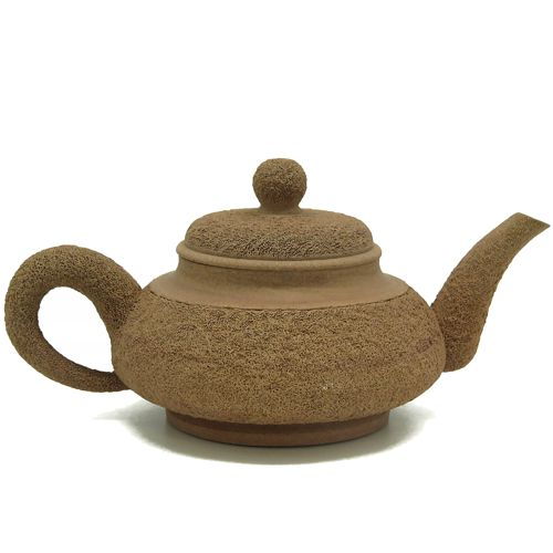 Чайник глиняный пористый. Мастер Moo Tou Yeow
