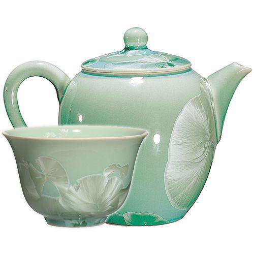 Набор для чаепитий «Изумрудные кристаллы»
