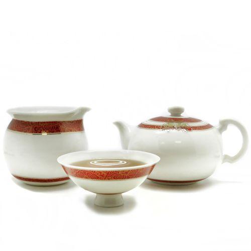 Набор для чаепитий «Благопожелательный орнамент»