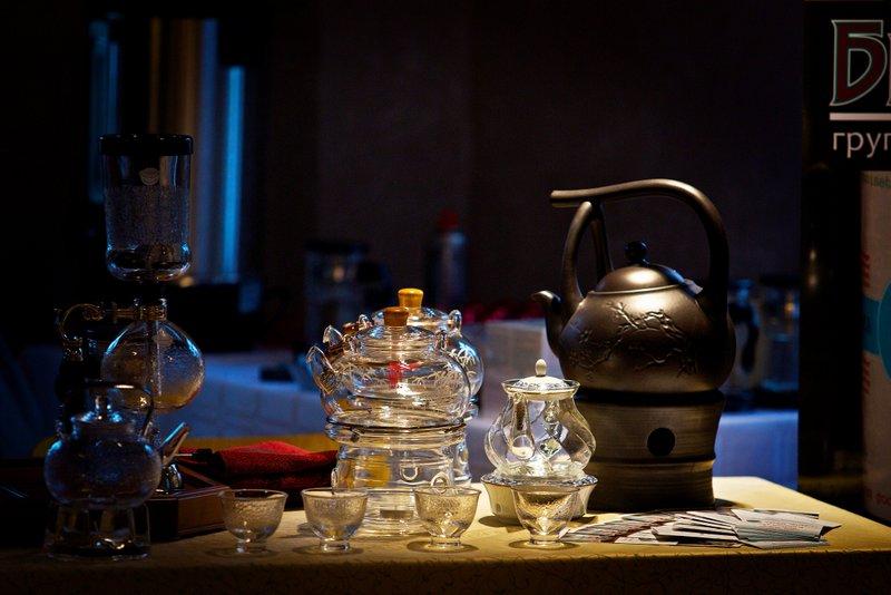 Краткий курс-дегустация «Введение в чайную культуру».