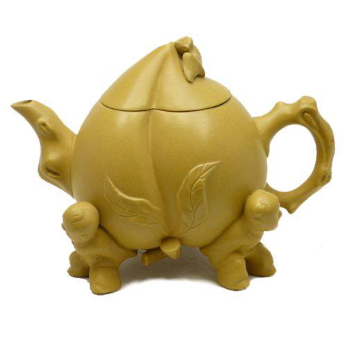 Набор для чаепитий «Мальчики и персики»