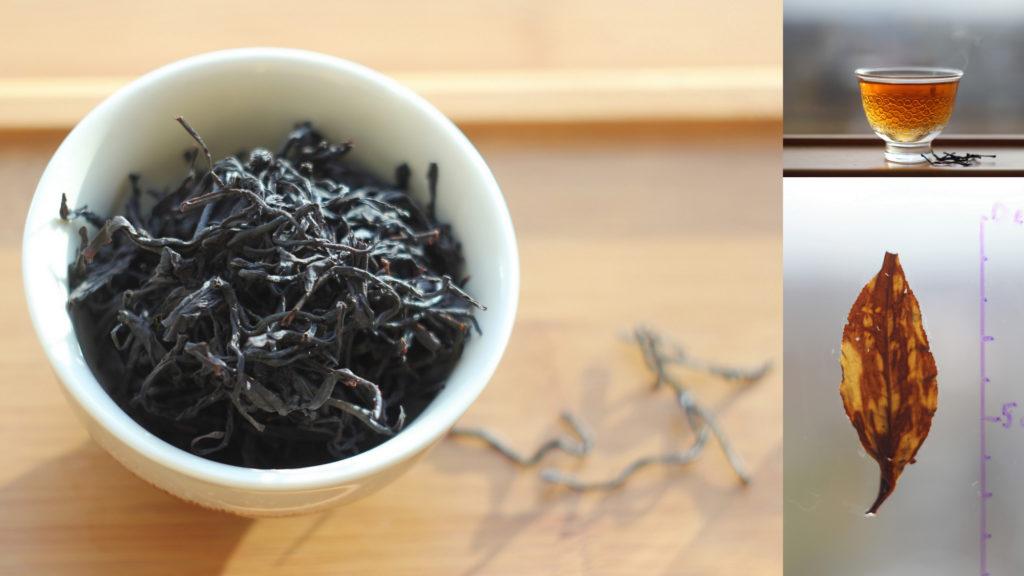 Чайное дерево на Тайване: разновидности и сорта. TTES#18, Рубиновый чай.
