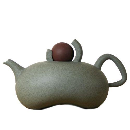 Глиняный чайник «Галька» (210 мл)