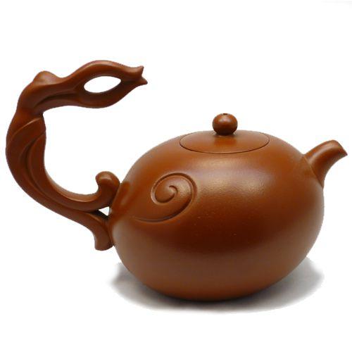 Глиняный чайник «Нежность» (200 мл)