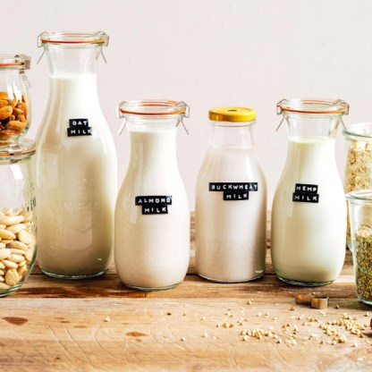 plant based milk workshop