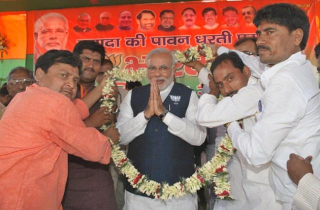 Modi makes Bihar happy;