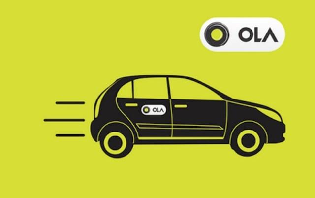 OLA CarPool in Delhi