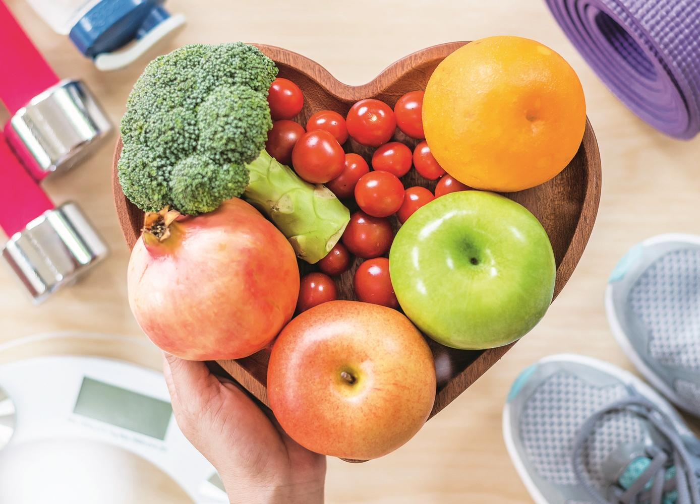 Heart Healthy Habits Reduce Dementia Risk