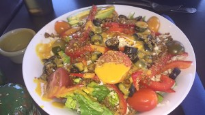 The Clean Plate Southwest Salad