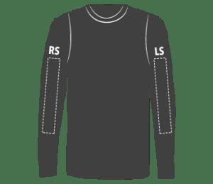 Full Sleeve: Max Width 3″ Max Height 15″