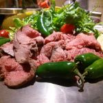Grass-fed roast beef for taco Tuesday or organic roast beef sandwiches.