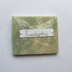 Weed Oil Infused Eucalyptus Soap