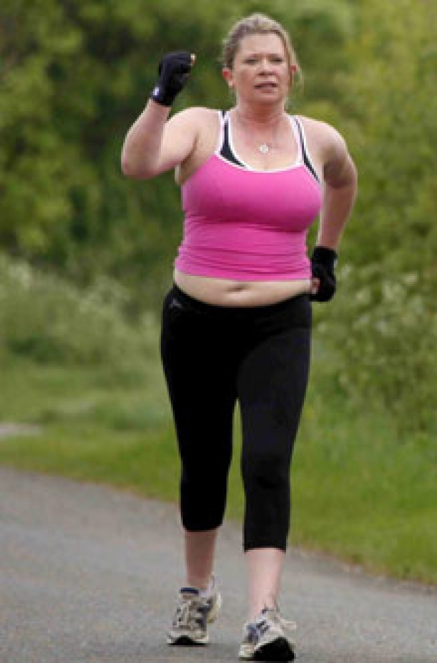 weight loss exercise programme at home