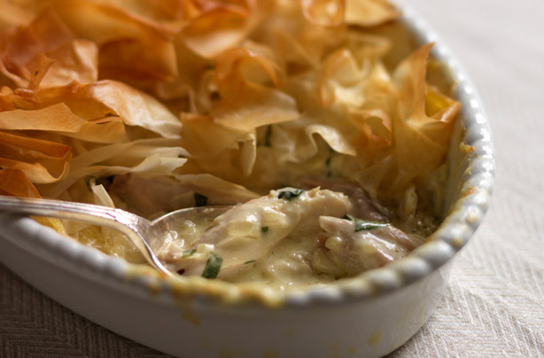 Hairy Bikers Dinner Party Recipes